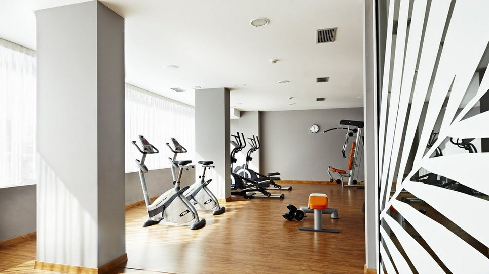 FREE GYM Hotel Coral Suites & Spa