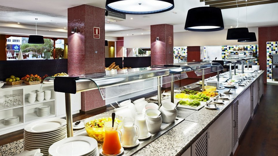 BUFFET BREAKFAST Hotel Coral Suites & Spa