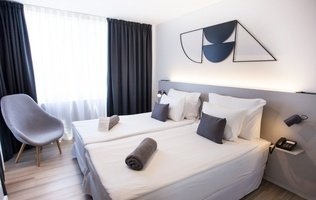 Junior Suite Coral Suites & Spa Hotel